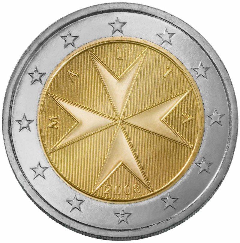 Neue Euromünzen Aus Malta Und Zypern