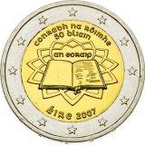 2 Euro Gedenkmünze Römische Verträge 2007