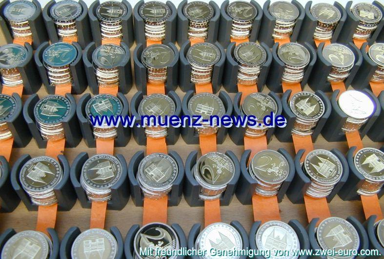 erste euro münzen