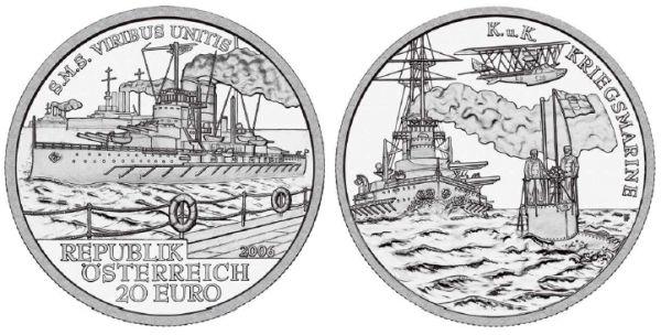 Euromünzen österreich 2006