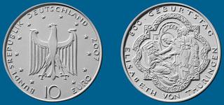 Euromünzen Deutschland 2006