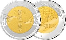 50 Euro Gedenkmünze Finnland EU-Präsidentschaft 2006