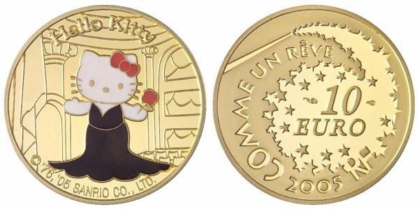 Euromünzen 2005
